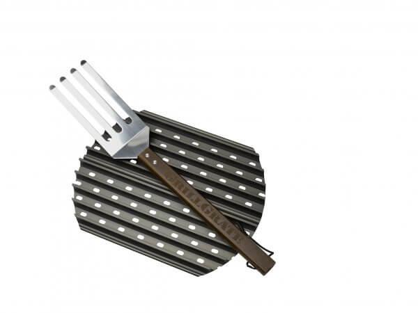 GrillGrate Set - Rond (Ø 37cm) Inclusief GrateTool